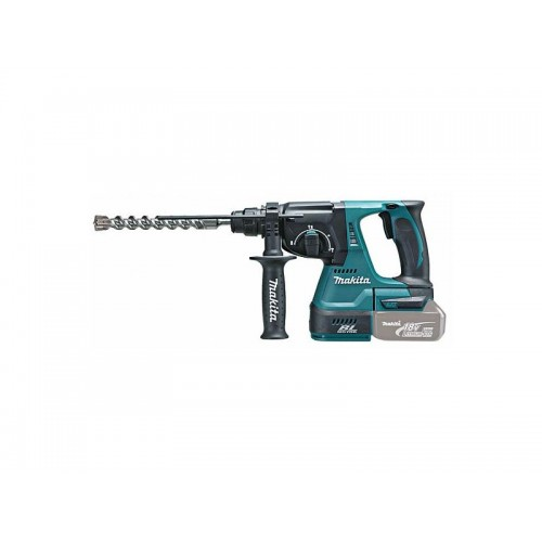 DHR242Z, Makita Akumulatora perforators, 18 V, SDS-PLUS, Z-versija